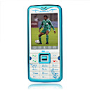ChangHong T1111  Dual Card  Touch Screen Cell Phone Blue