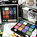 20pcs ECT 12 Colors Eyeshadow Palette