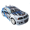 1:10 Scale  Winner Pro 4WD Nitro Gas Blue Fire Super RC Racing Car (YX00141-4)