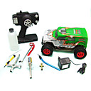 1:14 Remote RC Nitro Gas Off Road 4WD Monster Truck Car Toys (YX00140)
