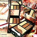 20pcs Qianyue 5 Colors Coffee Series Eyeshadow Palette
