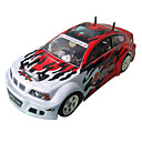 1:10 Scale  Winner Pro 4WD Nitro Gas Red Fire Super RC Racing Car (YX00141-2)