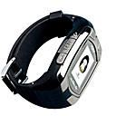 M860  Dual Card Touch Screen Watch Phone Black&grey