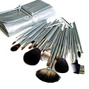 24 Pcs Professional Cosmetic Brush Set (2490322W)
