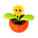 girassol brinquedo balano de energia solar decorativa (GD-15)