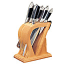 9-piece Kitchen Knife Block Set(Y2009)
