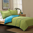 3-pc Green Comforter Set - Free Shipping (0553-BKJ582-3)