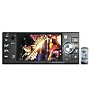 4.3-inch Touch Screen 1 Din In-Dash Car DVD TV and Bluetooth - Detachable Panel JZY-4307 SZC437
