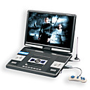 16,4 pouces lecteur dvd portable avec fonction tv (smq2453)