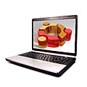 Laptop Hasee HP760 15,4 &amp;quot;wxga/core2 Duo t6500/2.1g/2gb ddr2/250g/dvd + rw/x4500hd/5100an/hdmi (smq2811)