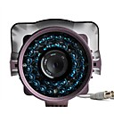 420TVL 1/4 Sharp CCD 50M Night Vision Distance IR Waterproof Wired Camera