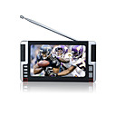 7&quot; TFT LCD display ATSC Portable TV with Remote Control(SMQ2462) (start from 5pcs)