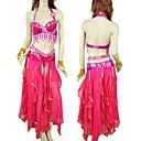 Sexy Belly Dancewear Top Pants Set -- All Accessories Included9828 (LYY027)