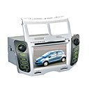 6 inch digitale touch screen car dvd speler-tv-fm-bluetooth voor toyota yaris 2008-2009
