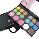 "New Arrivals! Professional ""mix-and-match"" Cosmetics Makeup Palette - 12 Colors Eyeshadow 3 Colors Blush 2 Colors Powder"