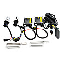 Vehicle HID Xenon Car Headlamp Conversion Kit 6000K