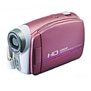 ORDRO HDV-5200 HD1080P 12.0MP Enhanced CMOS Digital Camcorder with 3.0-inch TFT LCD 4X Digital Zoom(SMQ5622)