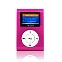 4GB Fashion Deisgn OLED MP3 Player With FM Function /5 Colors Available(SZM870)