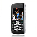 8100 Single Card Bluetooth Cell Phone Black (2GB TF Card)