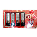 New VERRI 6 Colors Lipstick Sets - 6 PCs Different Red Phase