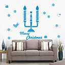 Merry Christmas Wall Sticker (0565 -gz44944)