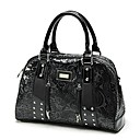 Fashion Rivet Leatherette Tote Bag (10806113).