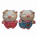 Lovely Plush  Mimi-Piggy Stereo Speaker for DVD - AM - FM radio - MP3 (SMQ3473)