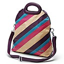 Bright Strip Leatherette Women's Tote Bag (1009005715). More Color Available