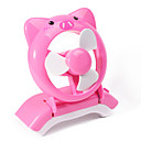 Cute Pig Style USB Cartoon Fan for Laptop Notebook Desktop (QWN181)