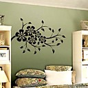 lgante fleur Wall Sticker (0732-XM-JJ-104-1)