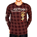 New Arrival Men's Tattoo Design Long Sleeves T-shirt (0482LGT1114-37)
