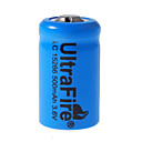 Ultrafire LC15266 500mAH 3.6V Rechargeable Betteries (2-Park)