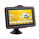 5-inch Portable Car GPS Navigator with Bluetooth Function SYD-5648