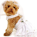 Dog Wedding Dresses (0775-061)