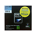 AMD X4 965 Processor With Cooler Fan-3.4G-Quad Core-2000 MHz-6MB-AM3 Socket (SMQ4130)