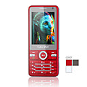 I700 Dual Card Dual Camera Quad Band with TV Function Cell Phone (2GB TF Card)(SZ00720608)
