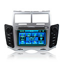 7 inch 2 Din Car DVD Player For 2008-2009 Toyota Yaris With Bluetooth-GPS-FM-AM