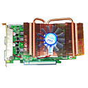 Macy NVIDIA GeForce 9600GSO Graphics Card 384MB - GDDR3 - 600-1800MHZ (SMQ4391)