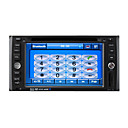 6 Inch Car In-dash DVD Player For 2008-2009 Toyota Corolla With Bluetooth - GPS - FM - AM - RDS - TV