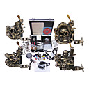 Professional Tattoo Machine Kit Completed Set With 4 Tattoo Machine Guns