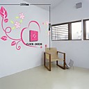 Decorative Clock Wall Sticker (0752 -DE002)