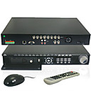 8-CH HOST 2.0 USB RS485 Network DVR Digital Video Recorder BXS-8208