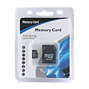 2GB Micro SDHC Memory Card with SD Adapter (CMC004)