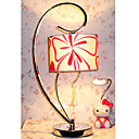 Butterfly Tie Red Shade Table Lamp(0836-MT-8328E)
