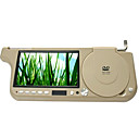 7-inch Sunvisor DVD Player Left-Right