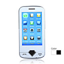 S7070 Quad Band Dual Card JAVA Bluetooth TV Cell Phone (2GB TF Card)
