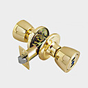 High Quality Zinc Alloy Keyed Entry Door Knob Lock (0770-3082)