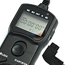 TM-F Timer Remote Control Shutter for Sony DSLR-A100, DSLR-A200, DSLR-A300, DSLR-A700, Konica Minolta Maxxum 7D, Maxxum 5D, Dynax 4 (CCA405)