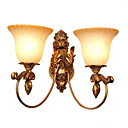 Two-light Antique Wall Sconce(0835-MB7632-2W)