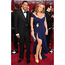 2010 Oscar Nick Cannon Single-Breasted 2 Button Center-vented Standard Groom Wear/ Tuxedo/ Men's Suit Jacket and Pants